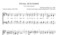 47. O come, all ye faithfull